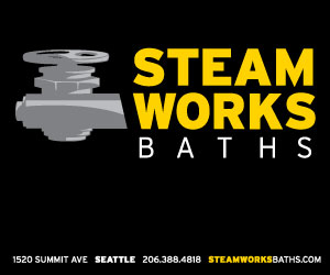 Steamworks Baths Seattle